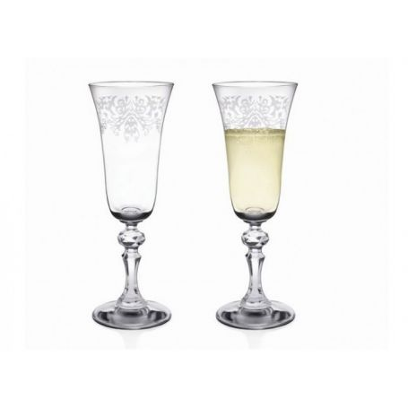 Champagne Krista Deco 15 cl - 6 stk