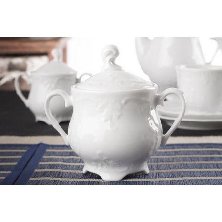 Rococo - middag -og kaffeservise til 12 personer, 95 deler
