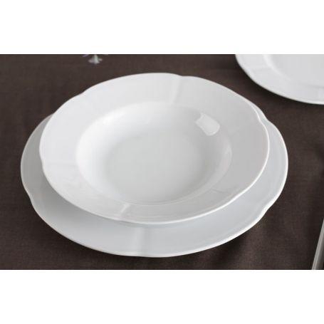 Bolero Klara - middagservise til 6 personer, 18 deler