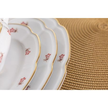 Bolero Josephine - middag- og kaffeservise til 12 personer, 83 deler