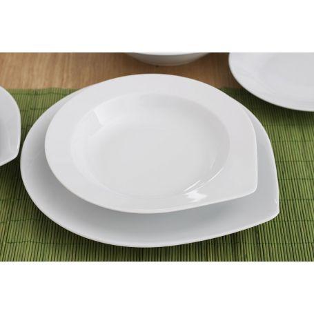 Bolero Vienna - middagsservise til 12 personer, 44 deler