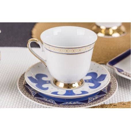 Astra Bysants - kaffeservise til 12 personer, 40 deler