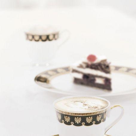 Astra Ellada - kaffeservise til 12 personer, 39 deler