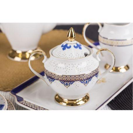 Astra Bysants - middag- og kaffeservise til 12 personer, 85 deler