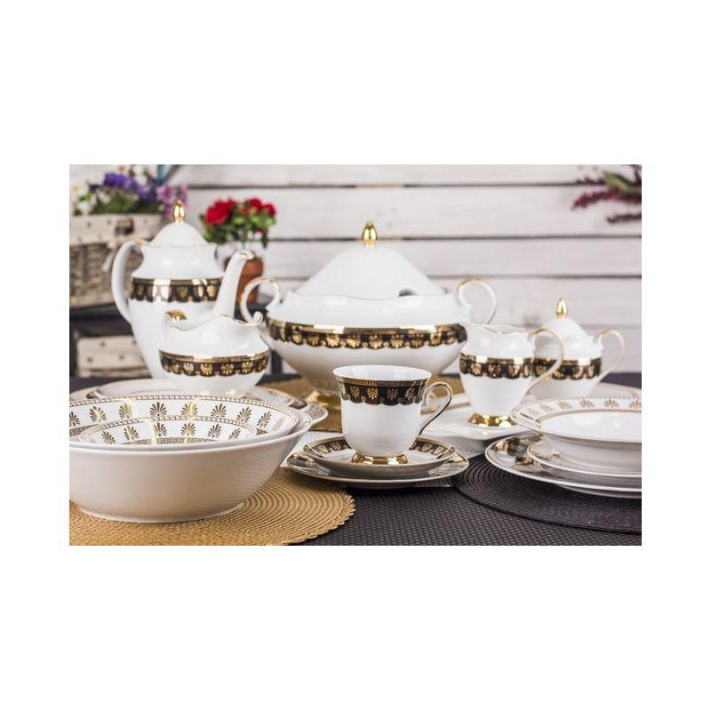 Astra Ellada - middag- og kaffeservise til 12 personer, 85 deler
