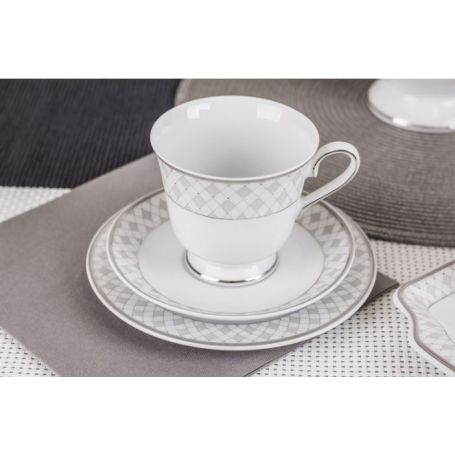 Astra Harlequin - middag- og kaffeservise til 12 personer, 84 deler