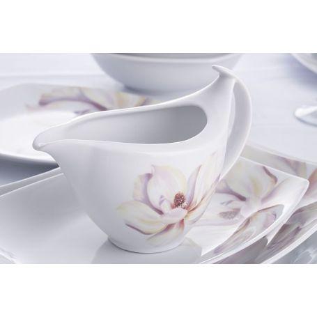 Akcent Paeonia - middag- og kaffeservise til 12 personer, 72 deler