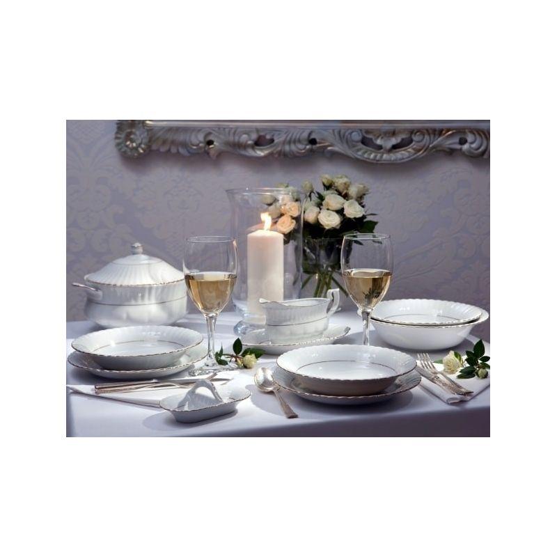 Iwona Gull - middag- og kaffeservise til 12 personer, 83 deler