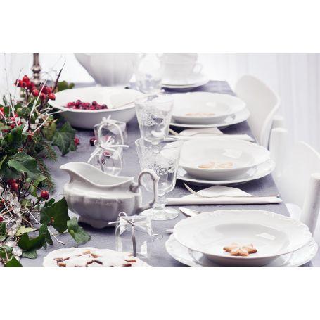 Maria Teresa - middag- og kaffeservise til 12 personer, 83 deler