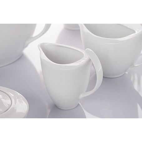 Akcent - middag -og kaffeservise til 12 personer, 95 deler
