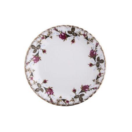 Iwona Rose - desserttallerken 19 cm