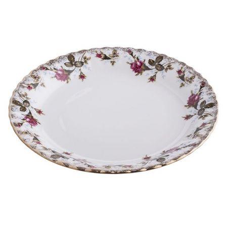 Iwona Rose - middagstallerken 24 cm