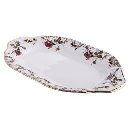 Iwona Rose - serveringsfat 24 cm