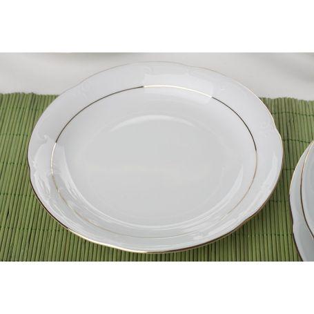 Kamelia - middagsservise til 12 personer, 45 deler