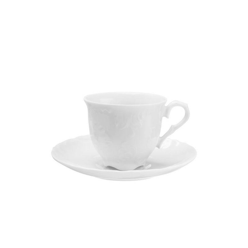 Rococo - mocca kopp + tefat