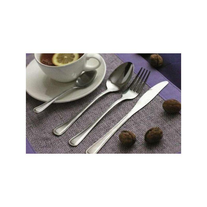 London Domotti - kake og kaffe bestikksett til 6 personer, 13 deler
