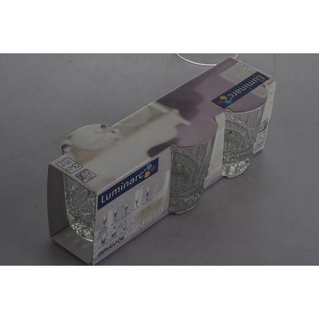 Luminarc Imperator 300 ml -   glass 6 deler
