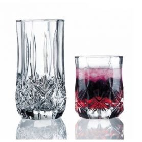 Luminarc Brighton 310 ml  -   glass 6 deler