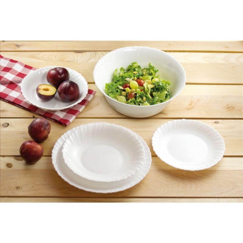 Luminarc Feston - middagsservise til 12 personer, 41 deler