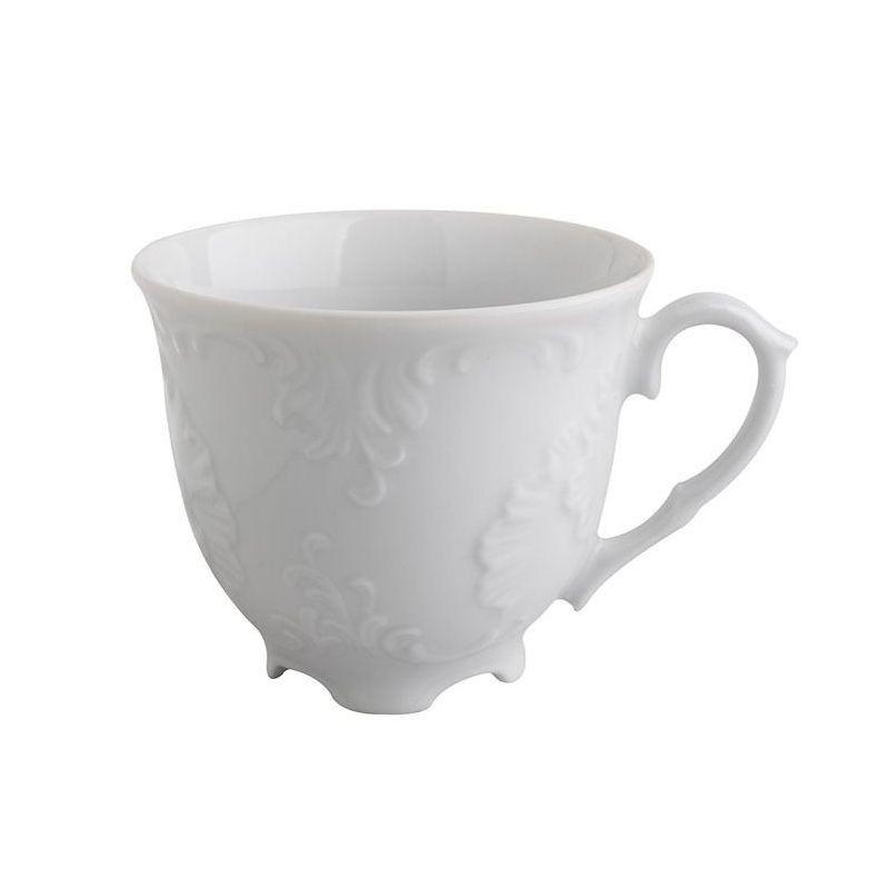 Rococo - kopp med asjett 10 cl