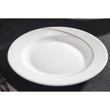 Vega Gold - middagsservise til 12 personer, 45 deler