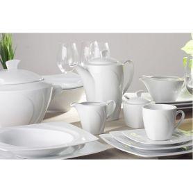 Lubiana Celebration - middag- og kaffeservise til 12 personer, 74 deler