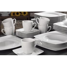 Lubiana Celebration - middag- og kaffeservise til 12 personer, 60 deler