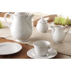 Lubiana Arianna - kaffeservise til 12 personer, 39 deler