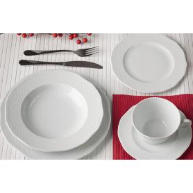 Lubiana Arianna- middag- og kaffeservise til 12 personer, 60 deler