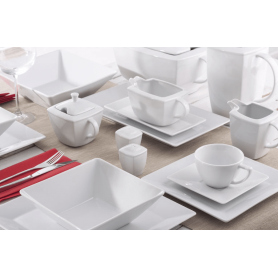 Lubiana Classic- middag- og kaffeservise til 12 personer, 70 deler