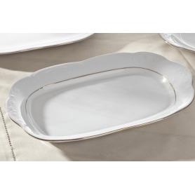 Kamelia Gull - serveringsfat 33,5 cm