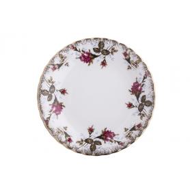 Iwona Rose - desserttallerken 17 cm