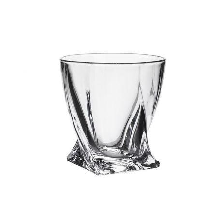 Whisky Crystalite Quadro 34 cl - 6 deler
