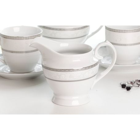Baron Silver - kaffeservise til 6 personer, 17 deler