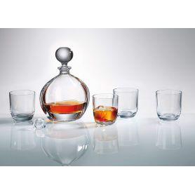 Whisky Crystalite Orbit sett - 7 deler