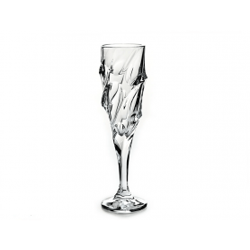 Champagne Crystalite Calypso 18 cl - 6 stk