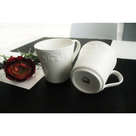 Duo Ing - kaffeservise til 6 personer, 15 deler