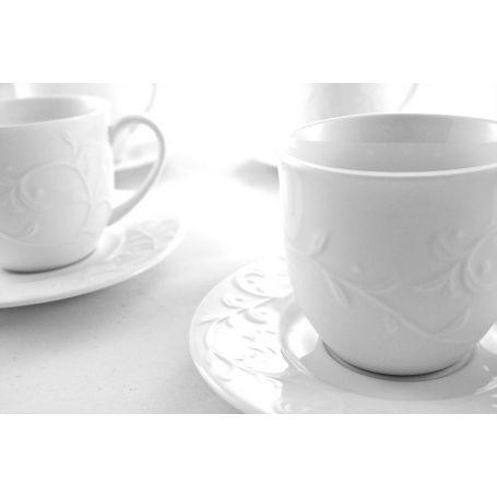Hemingway - kaffeservise til 6 personer, 15 deler