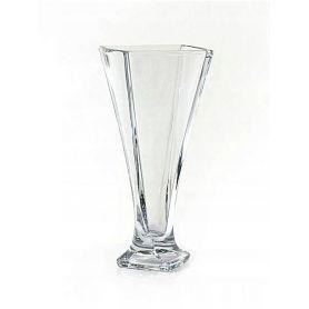 Vase Crystalite Quadro 28 cm - 1 stk