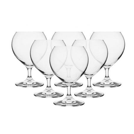 Cognac glass Crystalite Cecilia 35 ml - 6 stk