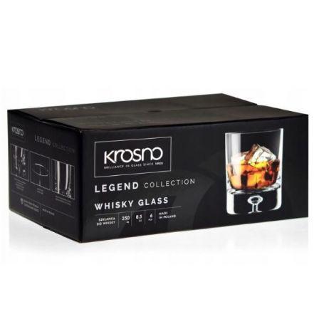 Whiskey Saga 23 cl - 6 stk