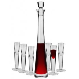 Likør Liqueur sett - 7 deler