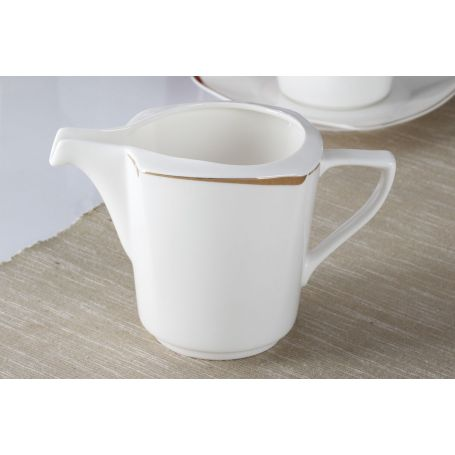 Luna Gold - kaffeservise til 6 personer, 15 deler