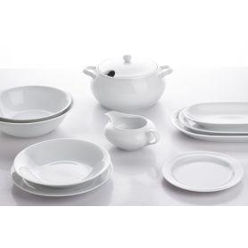 Kristoff Olimpia - middagsservise til 12 personer, 43 deler