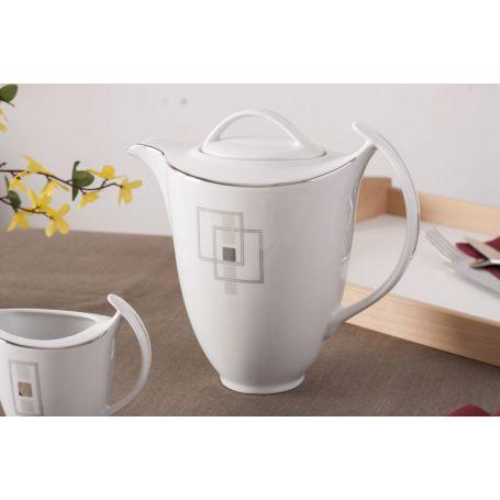 Akcent Arna - kaffeservise til 12 personer, 27 deler