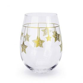 Vannglass STAR COLLECTION 50 cl - 6 stk