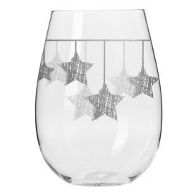 Vannglass STAR COLLECTION Platina 50 cl - 6 stk