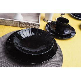 Lubiana Sunny - middag- og kaffeservise til 6 personer, 30 deler