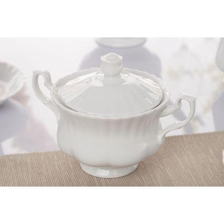 Iwona Hvitt - kaffeservise til 12 personer, 39 deler