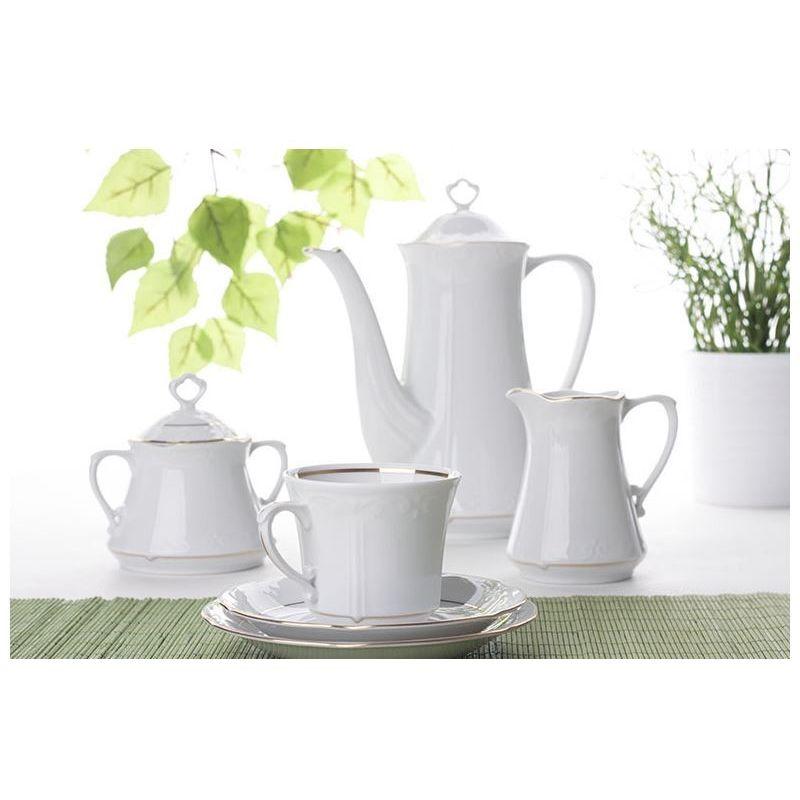 Kamelia - kaffeservise til 12 personer, 39 deler